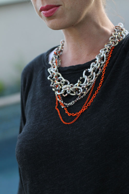 DIY-Neon-Chain-Necklace
