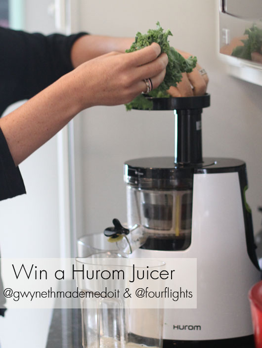 Win-a-Hurom-Juicer