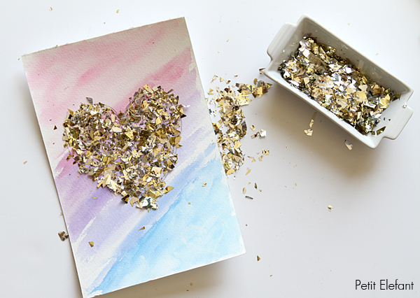 Gold-Confetti-Heart-Art-3