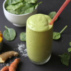 Power-Mango-Smoothie-With-Turmeric